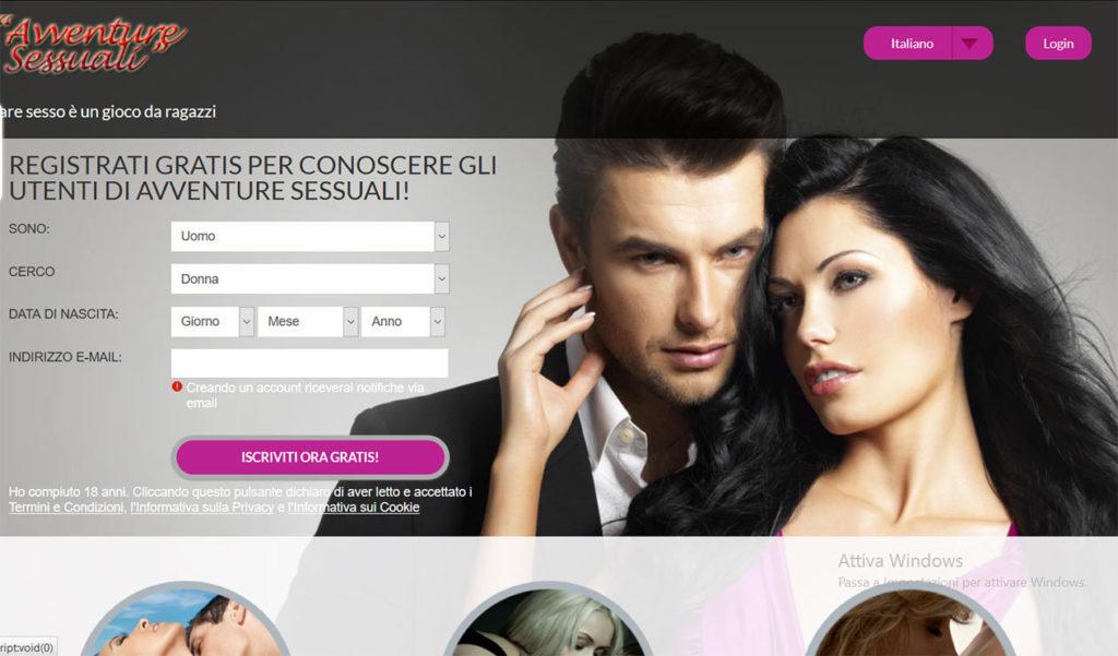 erotico films siti d incontri online